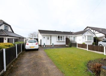Thumbnail 2 bedroom semi-detached bungalow for sale in Tag Lane, Higher Bartle, Preston