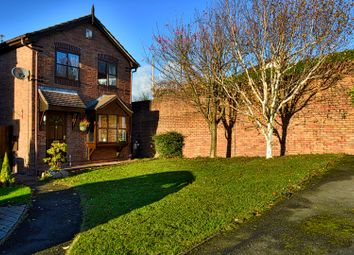 Thumbnail 3 bed detached house for sale in High View, Mow Cop