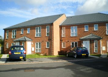 Thumbnail 2 bed flat to rent in Crofters Court, Havercroft, Wakefield