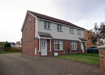 Thumbnail 3 bed semi-detached house for sale in Dean Crescent, Hamilton