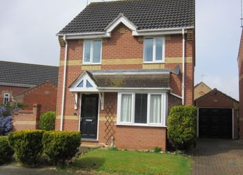 Thumbnail 3 bed detached house to rent in Ashbey Rd, King's Lynn