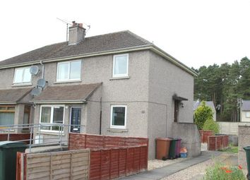Thumbnail 1 bed flat to rent in 79 Morriston Road, Elgin