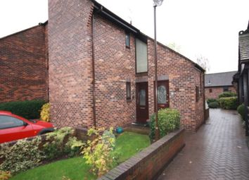 Thumbnail 2 bed flat for sale in Rectory Close, Nantwich
