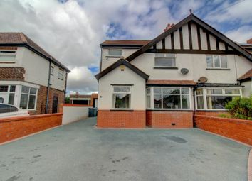 Thumbnail 3 bed semi-detached house for sale in St. Leonards Road East, St. Annes, Lytham St. Annes