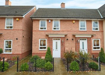 Thumbnail 2 bedroom town house for sale in Breconshire Gardens, Basford, Nottingham