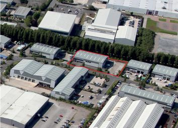 Thumbnail Warehouse for sale in Unit 38, Ashburton Point, Wheel Forge Way, Trafford Park, Manchester, Greater Manchester
