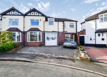 4 bed semi-detached house for sale in Stanley Grove, May Bank, Newcastle ST5
