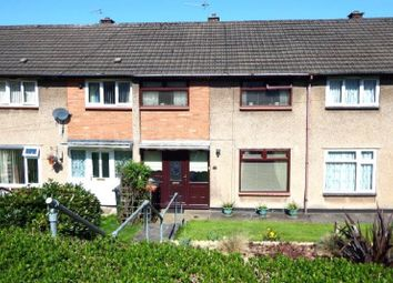 Thumbnail 3 bed terraced house for sale in Lea Close, Bettws, Newport.