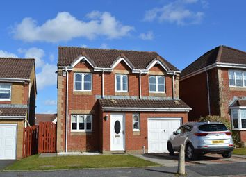 Thumbnail 4 bedroom detached house for sale in Rockcliffe Path, Chapelhall, Airdrie