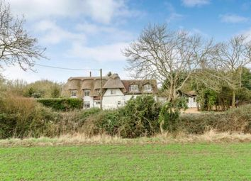 Thumbnail 5 bed detached house for sale in Cross End Lane, Thurleigh, Bedford, Bedfordshire