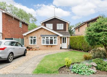 Thumbnail 4 bed detached house for sale in Quendale, Wolverhampton, Staffordshire
