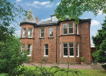 Thumbnail 4 bed link-detached house to rent in Dalziel Drive, Glasgow