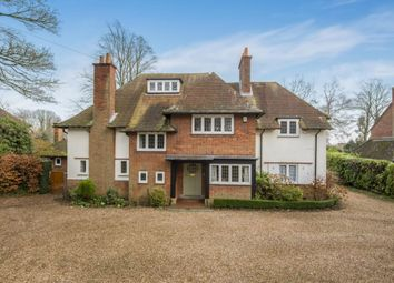 Thumbnail 5 bed detached house for sale in Amersham Road, High Wycombe