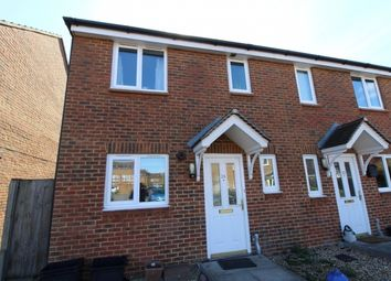 Thumbnail 3 bed terraced house for sale in Dexter Way, Winnersh, Berkshire