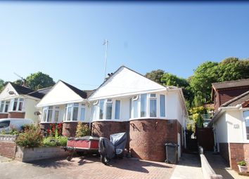Thumbnail 2 bed semi-detached bungalow for sale in Clifton Road, Paignton