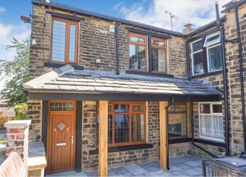Thumbnail 3 bed terraced house for sale in Valley Road, Pudsey