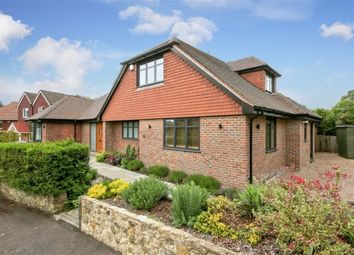 Thumbnail 5 bed detached house to rent in Knole Road, Sevenoaks