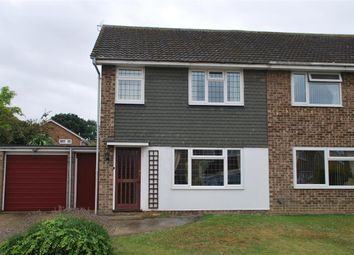 Thumbnail 3 bed property to rent in Milton Avenue, Cliffe Woods, Rochester