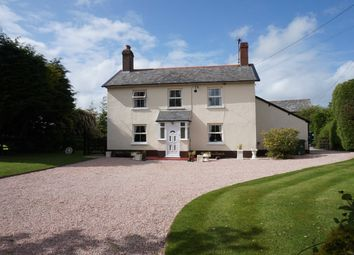 Thumbnail 4 bed detached house for sale in Meeth, Okehampton