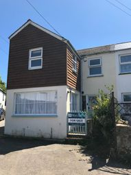Thumbnail 2 bedroom end terrace house for sale in Tredavoe, Penzance
