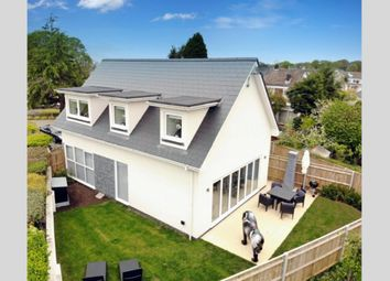 Thumbnail 3 bed detached house for sale in Broadwater Avenue, Parkstone, Poole