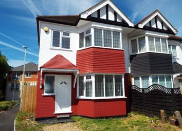 Thumbnail 3 bed semi-detached house for sale in Woodford Green, Essex