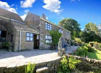 Thumbnail 4 bed detached house for sale in Quarnford, Buxton, Staffordshire