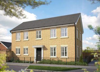 """Thumbnail 4 bed detached house for sale in """"The Montpellier"""" at Steppingley Road, Flitwick, Bedford"""