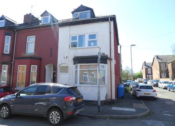 Thumbnail 5 bed end terrace house to rent in Rippingham Road, Withington, Manchester