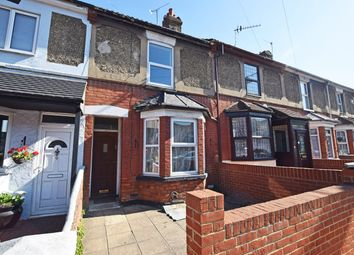 Thumbnail 2 bed terraced house for sale in Luton High Street, Chatham