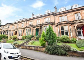 Thumbnail 3 bed flat to rent in Hughenden Terrace, Glasgow