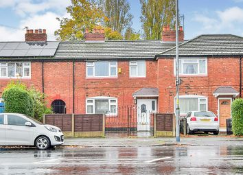 3 bed terraced house for sale in Mauldeth Road West, Withington, Manchester, Greater Manchester M20