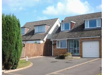 Thumbnail 3 bed semi-detached house for sale in Hayfield Hill, Cannock Wood
