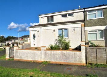 Thumbnail 4 bed end terrace house for sale in Antony Gardens, Pennycross, Plymouth