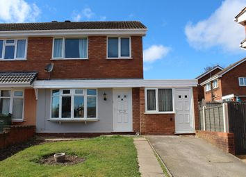 Maycroft Close, Hednesford, Cannock WS12. 3 bed semi-detached house for sale