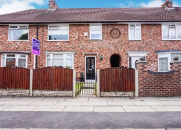 Thumbnail 3 bed terraced house for sale in Morningside Road, Liverpool