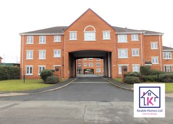 Thumbnail 2 bed flat to rent in Wolverhampton Road, Cannock