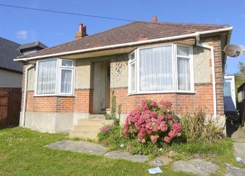 Thumbnail 3 bed detached bungalow for sale in Hammond Avenue, Weymouth