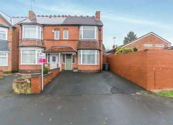 Thumbnail 4 bed semi-detached house for sale in Tennal Road, Quinton, Birmingham