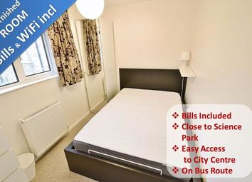 Thumbnail Room to rent in Crosfield Court, Cambridge