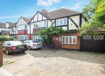 Thumbnail 4 bed semi-detached house for sale in Cheam Road, Cheam, Sutton