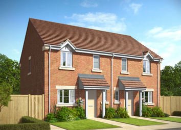Thumbnail 3 bed semi-detached house for sale in The Cromford, Waingroves Road, Waingroves, Derbyshire