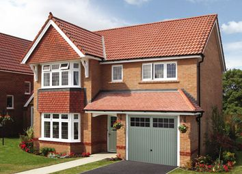 Thumbnail 4 bedroom detached house for sale in Eagle Drive, Tamworth, Staffs