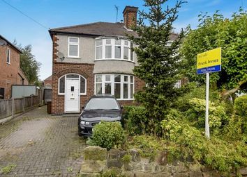 Thumbnail 3 bed semi-detached house for sale in Wilsthorpe Road, Chaddesden, Derby, Derbyshire
