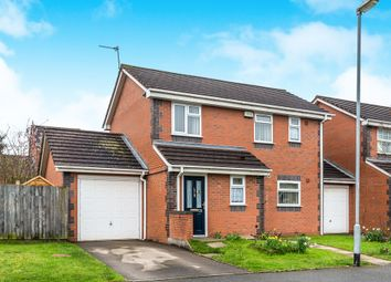 Thumbnail 3 bed detached house for sale in Milton Grove, Stafford