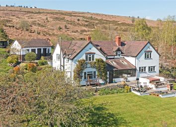 Thumbnail 5 bed detached house for sale in Studley, Clee Hill, Ludlow, Shropshire
