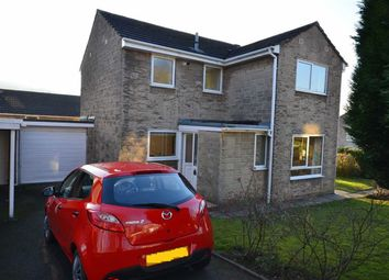Thumbnail 4 bed detached house for sale in Daysmill Close, Matlock, Derbyshire
