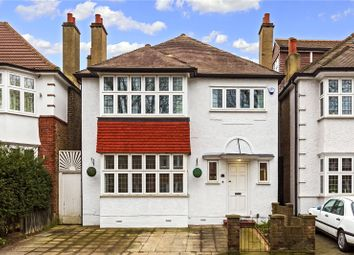 Thumbnail 4 bed detached house for sale in Mortlake Road, Kew, Surrey