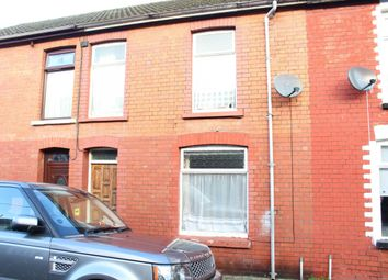 Thumbnail 4 bedroom terraced house for sale in Rickards Street -, Porth