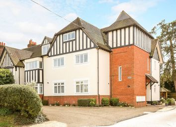 Thumbnail 2 bed flat for sale in South Stoke Road, Woodcote, Reading